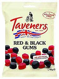 Red & Black gums