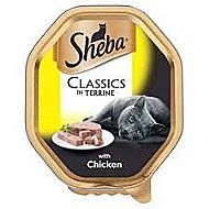 Sheba cat food - chicken