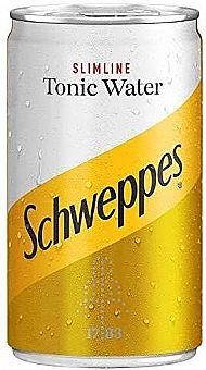 Schweppes tonic - Mini can