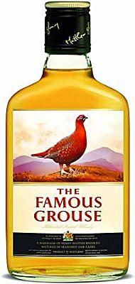 Famous Grouse blended Whiskey