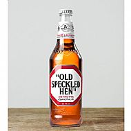 Old Speckled Hen ale