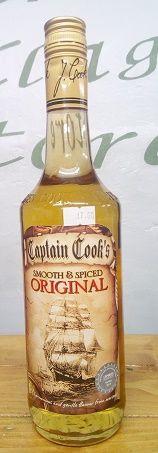 Captain Cook Rum