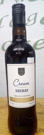 Cream Brandy