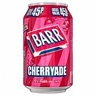 Barrs cherryade can