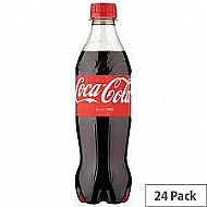 Coke - 500ml bottle