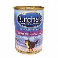 Butchers dog food - Beef & Liver