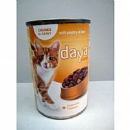 Daya cat food - poultry flavour
