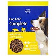 Complete dog food 950g