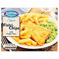 Fish & Chip meal