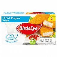 Birds eye fish fingers 10pk