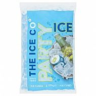 Bag of ice cubes 2.27kg