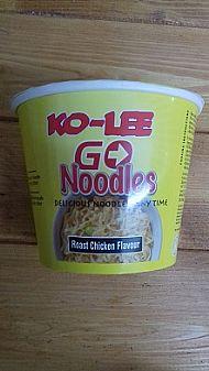 Go noodle - chicken