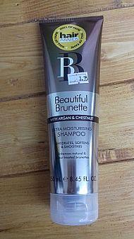Dark hair shampoo
