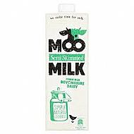 Moo long life milk - semi skimmed