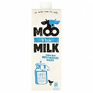 Moo long life milk - whole