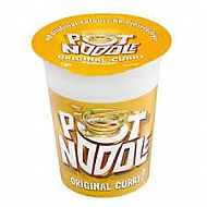 Pot noodle - curry