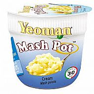 Yeomans mash pot - creamy