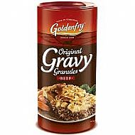 Golden fry gravy granules