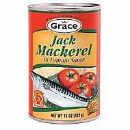 Mackeral in tomato sauce 425g