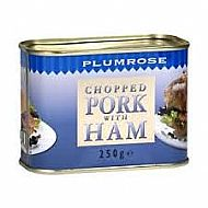 Chopped pork & ham