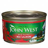 John West salmon 213g