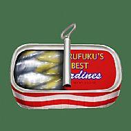 Sardines in sunflower oil 125g