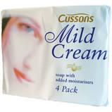 Cussons mild cream soap