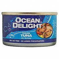 Tuna in brine