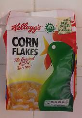 Kelloggs corn flakes 190g