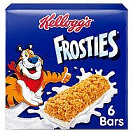 Frosties cereal bars (6)