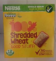 Shredded Wheat 12 pack