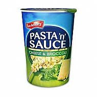 Pasta N sauce pot cheese & broccoli