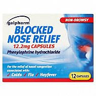 Blocked nose tablets