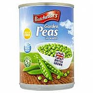 Batchelors garden peas