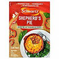 Schwartz shepherds pie sauce mix