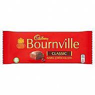 Bourneville plain chocolate