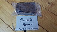 Locally make chocolate brownie