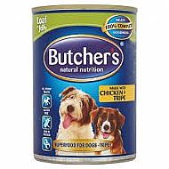 Butchers dog food - Chicken