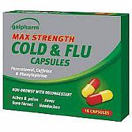 Cold & Flu tablets