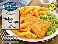 Fish & Chip ready meal
