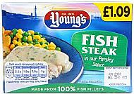 Youngs Fish Steak