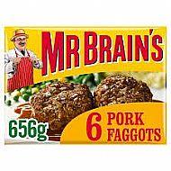 Brains faggots