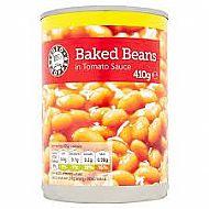 Happy shopper beans
