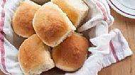 Fresh white roll