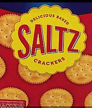 Saltz crackers