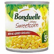 Tin Sweetcorn -