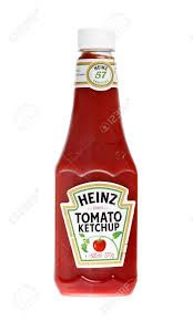 Heinz Tomato kethup 435g