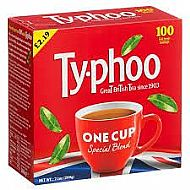 Typhoo  one cup