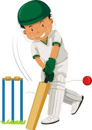 picture of cricketer