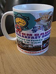 Radio Personalised Mug's